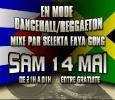 Soiree Dancehall/Reggaeton au Barrio del sol, samedi 14 mai 2011.