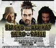 Afrikaf (Blacko), Taïro, Datsé. warm-up par Selekta Puppariko