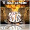 Logo Mixtape Keep Da Faya Blazin Vol 1